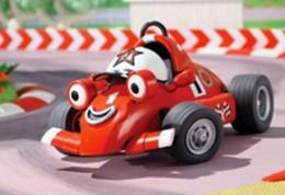 Roary - závodní auto (pohadka)