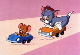 Tom a Jerry Kids - pohadka