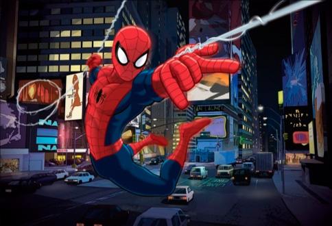 Spiderman Bez Hranic Pohadka Veselepohadky Cz