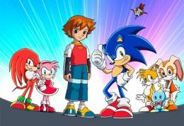 Sonic X - pohadka