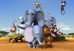 Najmensi slon na svete