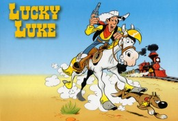 Lucky Luke - pohadka