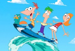 Phineas a Ferb - pohadka