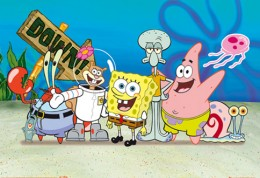 Spongebob - pohadka