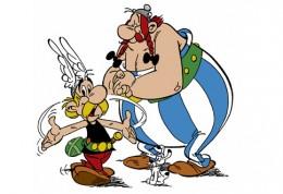Asterix a Obelix - pohadka