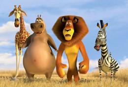 Madagaskar - pohadka