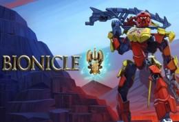 Lego Bionicle - pohadka