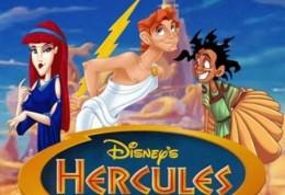 Herkules - pohadka