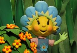 Fifi z Kvetikova - pohadka