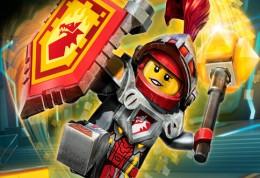Lego Nexo Knights - pohadka