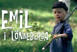 Emil z Lönnebergy - pohadka