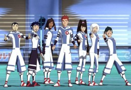 Galactik Football - pohadka