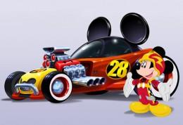 Mickey a zavodníci - pohadka