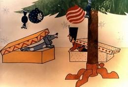 Pohádky pod stromeček