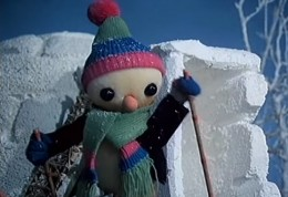 Snehulkovia - pohadka
