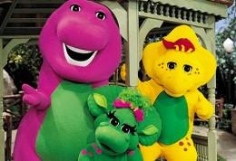 Barney a pratele - pohadka