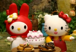 Hello Kitty - pohadka
