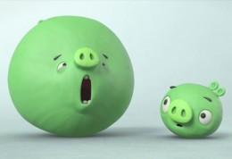 Angry Birds - pribehy prasat - pohadka
