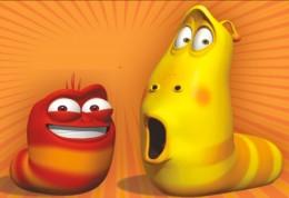 Larva - pohadka
