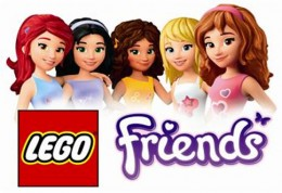 Lego Friends - pohadka