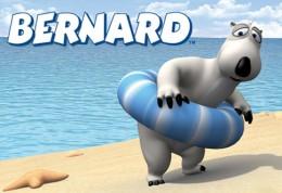 Medved Bernard - pohadka