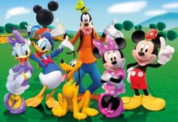 Mickeyho klubik - pohadka