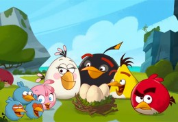 Angry Birds Toons - pohadka