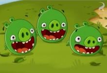 Angry Birds: Hypnoticke prasata