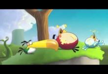 Angry Birds: Zachrana vajec