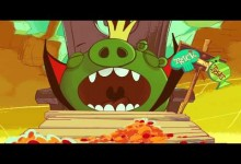 Angry Birds: Ham'O'Ween