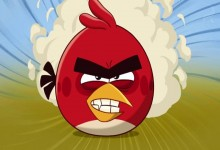 Angry Birds: Chuck mimo hry