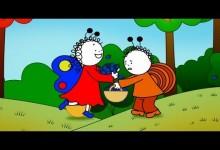 Bambulin a Berunka: Jak sbirali boruvky