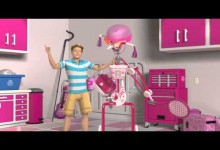 Barbie: Ken a robot