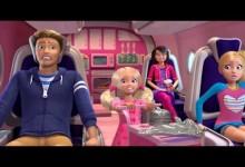 Barbie: Jak postavit letadlo
