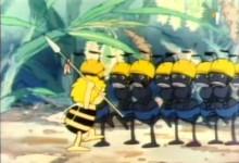 Vcelka Maja: U mravencu