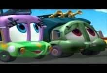 Finley - Pozarni auto: Uklid