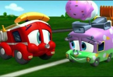 Finley - Pozarni auto: Talisman