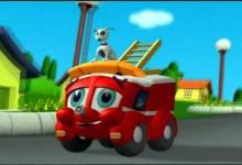 Finley - Pozarni auto: Dex kazisvet