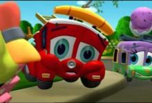 Finley - Pozarni auto: Dexove narozeniny
