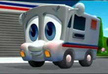 Finley - Pozarni auto: Gorby ma skytavku