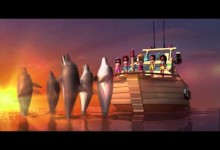 Lego Friends: Ztraceni v mori