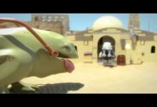 Lego Star Wars: Poustni planeta