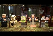 Lego Star Wars: Vesnice Ewoku