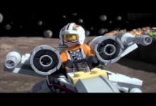 Lego Star Wars: Cas na zavod s Rebely