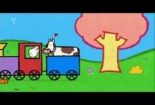 Matysek a Jaja: Vlak