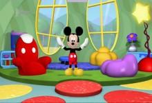 Mickeyho klubik: Vlakove nadrazi