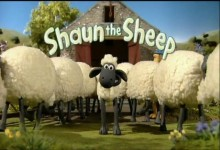 Ovecka Shaun: Strasidlo