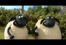 Ovecka Shaun: Bud se mnou