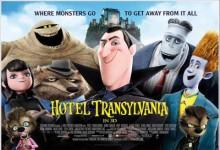 Hotel Transylvanie - slovenska pisnicka