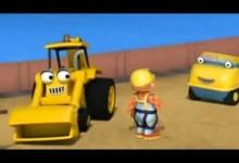 Borek stavitel: Béďova těžká práce